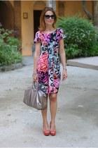 Hale Bob print dress