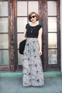 Suede-zara-bag-pretty-penny-sunglasses-maxi-forever-21-skirt