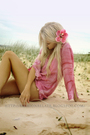 Pink-dress-white-rusty-swimwear