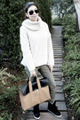 Knit-h-m-sweater-31-phillip-lim-bag-waxed-zara-pants-wedge-asos-sneakers