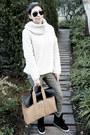 Knit-h-m-sweater-31-phillip-lim-bag-waxed-zara-pants-wedge-asos-sneakers