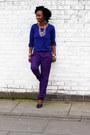 Navy-f-f-jumper-deep-purple-new-look-pants-fashionboutique-necklace