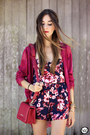 Ruby-red-sly-wear-coat-navy-lace-whiskey-romper