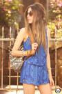 Blue-amaro-dress