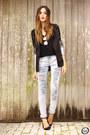 Black-zaful-jacket-off-white-moikana-pants-black-asos-heels