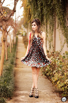 black Dafiti dress