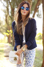 Navy-gap-blazer-white-gap-shirt-white-gap-pants