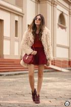 ivory Amaro coat