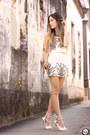 White-viber-dress