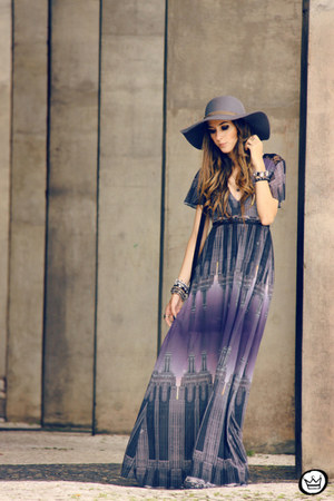 light purple Lafê dress