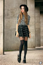 Black-dafiti-bag-black-iclothing-skirt-black-slywear-top
