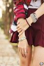 Morena-raiz-blazer-mila-e-uma-coisas-bracelet