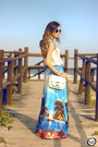 Sky-blue-love-luxo-skirt