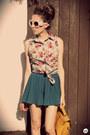 Morena-raiz-shirt-romwe-bag-morena-raiz-skirt