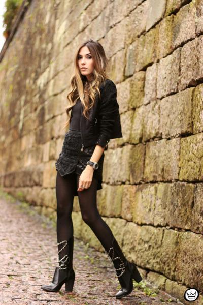 black MondaBelle jacket