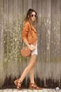 Cream-moikana-dress-orange-moikana-dress