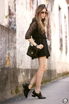 black Slywear dress