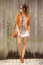 Cream-moikana-dress-orange-moikana-dress