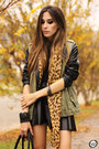 Black-renner-jacket-army-green-renner-vest-black-renner-skirt
