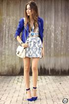 white Amanda Monteiro dress
