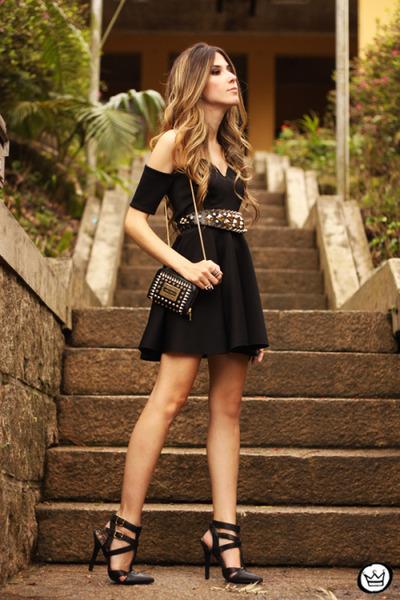 black Mundo Lolita dress