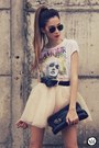 Minusey-skirt-glitter-esdra-sneakers-morena-raiz-cardigan