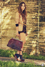 Tan-kodifik-coat-dark-brown-romwe-shirt-dark-brown-kodifik-shorts
