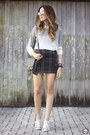 Silver-ashincans-sweater-gray-ashincans-skirt