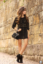 black Moikana dress