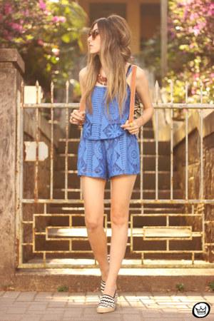 blue Amaro dress