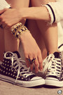 Ivory-romwe-suit-black-romwe-sneakers