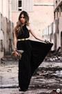 Black-miniminou-dress
