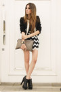Black-brech-da-neide-coat-black-studded-bag-romwe-bag