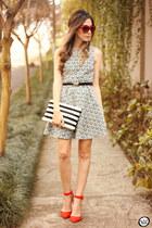 white Fabrique dress