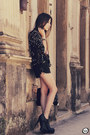 Black-asos-shoes-black-morena-raiz-shorts-black-dog-choies-t-shirt