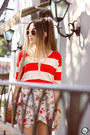 Ivory-iclothing-shorts-red-gap-jumper