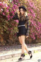 black Moikana dress
