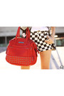 Black-le-charme-blazer-ruby-red-you-k-bag