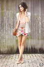 Ivory-iclothing-shorts-nude-iclothing-top