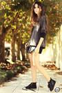 Black-zara-shoes-heather-gray-santafina-bag-charcoal-gray-margô-jumper