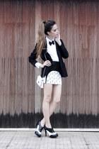 black Labellamafia skirt