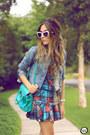 Sky-blue-displicent-dress