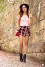 Crimson-dafiti-shorts