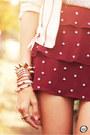 Cor-de-rosa-jacket-luxo-rosè-skirt
