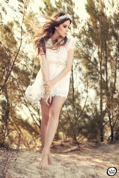 off white Moikana dress