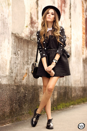 black Larmoni dress