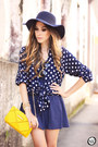 Navy-dafiti-dress