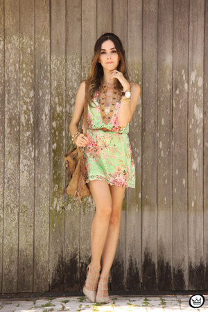 aquamarine MondaBelle dress