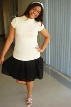 Zara top - Dorothy Perkins skirt - Prima linaea