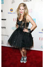 Black-costumized-dress-black-aldo-shoes-black-abbey-dawn-by-avril-lavigne-br